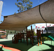 commercial shade sail applications